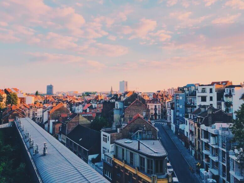 belgische stad
